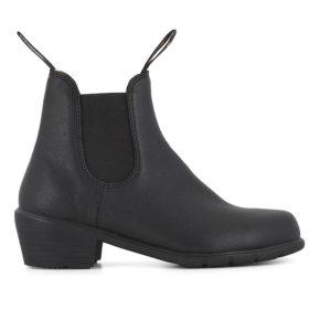 Blundstone Women's #1671 Black Heeled Boot